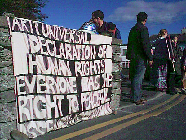 It's alsways worrying when we starting parsing out who is eligible for all their rights. (Photo: Karen Eliot/Flickr)