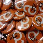 Open access buttons