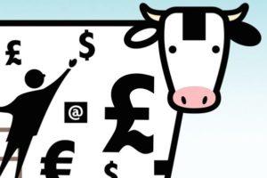 Cash cow cartoon