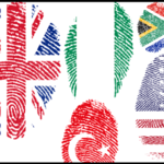 Flag fingerprint