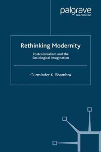 Rethinking Modernity cover