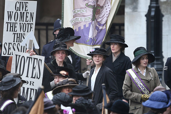 Suffragette – More than a Feminist Movie - Social Science Space