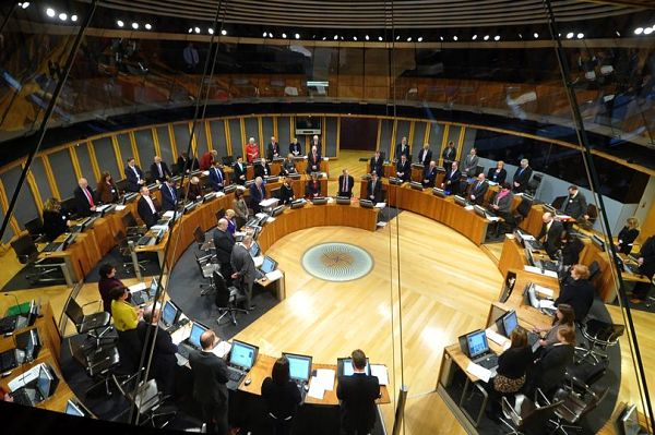 Wales assembly
