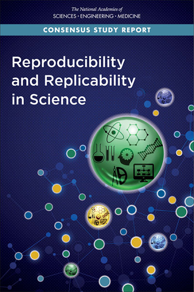 Reproducibility and Replicability in Science